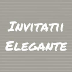 INVITATII ELEGANTE