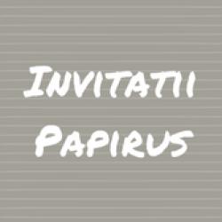INVITATII PAPYRUS