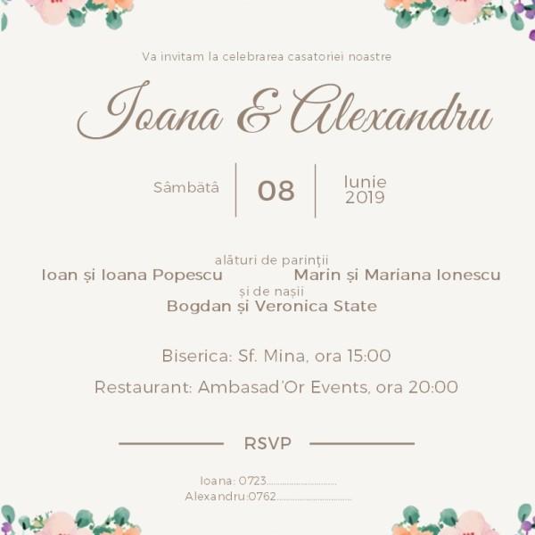 invitatie electronica 12